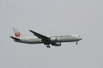 keitsamさんが、羽田空港で撮影した日本航空 767-346/ERの航空フォト(写真)