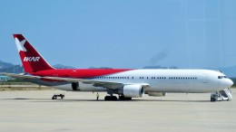 westtowerさんが、カムラン国際空港で撮影したイカル 767-37D/ERの航空フォト(飛行機 写真・画像)