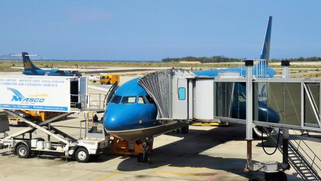カムラン国際空港 - Cam Ranh International Airport [CXR/VVCR]で撮影されたカムラン国際空港 - Cam Ranh International Airport [CXR/VVCR]の航空機写真(フォト・画像)