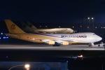 Snow manさんが、新千歳空港で撮影したセンチュリオン・エアカーゴ 747-428F/ER/SCDの航空フォト(写真)