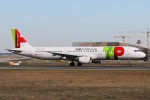 BTYUTAさんが、フランクフルト国際空港で撮影したTAPポルトガル航空 A321-211の航空フォト(写真)