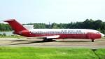 westtowerさんが、ノイバイ国際空港で撮影したロイヤル・クメール・エアラインズ 727-223/Advの航空フォト(写真)