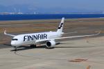 やつはしさんが、中部国際空港で撮影したフィンエアー A350-941の航空フォト(飛行機 写真・画像)