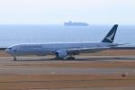 やつはしさんが、中部国際空港で撮影したキャセイパシフィック航空 777-367の航空フォト(飛行機 写真・画像)