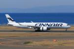 やつはしさんが、中部国際空港で撮影したフィンエアー A350-941XWBの航空フォト(写真)