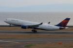 やつはしさんが、中部国際空港で撮影したデルタ航空 A330-223の航空フォト(写真)