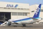 安芸あすかさんが、羽田空港で撮影した全日空 777-381/ERの航空フォト(写真)