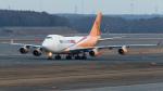 うみBOSEさんが、新千歳空港で撮影したセンチュリオン・エアカーゴ 747-428F/ER/SCDの航空フォト(写真)