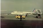 ヒロリンさんが、ジュネーヴ・コアントラン国際空港で撮影したエールフランス航空 A320-111の航空フォト(写真)