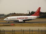 アイスコーヒーさんが、成田国際空港で撮影したイースター航空 737-73Vの航空フォト(写真)