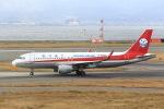 JA946さんが、関西国際空港で撮影した四川航空 A320-214の航空フォト(写真)