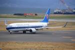 T.Sazenさんが、関西国際空港で撮影した中国南方航空 737-86Nの航空フォト(飛行機 写真・画像)