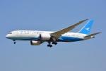 SKY☆101さんが、成田国際空港で撮影した厦門航空 787-8 Dreamlinerの航空フォト(写真)