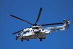 we love kixさんが、関西国際空港で撮影した海上保安庁 EC225LP Super Puma Mk2+の航空フォト(写真)