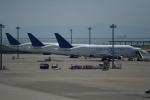 masa2525さんが、中部国際空港で撮影したボーイング 747-409(LCF) Dreamlifterの航空フォト(写真)