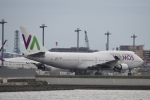 飛行機ゆうちゃんさんが、羽田空港で撮影したワモス・エア 747-4H6の航空フォト(飛行機 写真・画像)