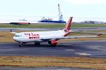 T.Sazenさんが、関西国際空港で撮影したタイ・ライオン・エア A330-343Xの航空フォト(写真)
