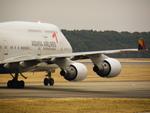 アイスコーヒーさんが、成田国際空港で撮影したアシアナ航空 747-48Eの航空フォト(飛行機 写真・画像)