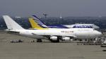 planetさんが、中部国際空港で撮影したカリッタ エア 747-4B5(BCF)の航空フォト(写真)