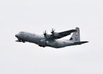 しんちゃん007さんが、嘉手納飛行場で撮影したアメリカ空軍 C-130J-30 Herculesの航空フォト(写真)