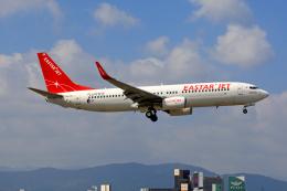 tsubameさんが、福岡空港で撮影したイースター航空 737-86Jの航空フォト(写真)