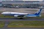 KAIHOさんが、羽田空港で撮影した全日空 777-281の航空フォト(写真)