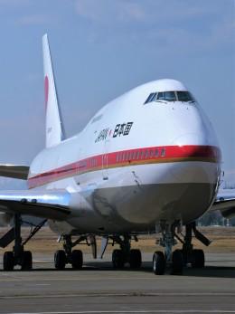 yoshibouさんが、千歳基地で撮影した航空自衛隊 747-47Cの航空フォト(飛行機 写真・画像)