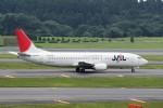 もぐ3さんが、成田国際空港で撮影したJALエクスプレス 737-446の航空フォト(写真)