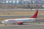 安芸あすかさんが、金浦国際空港で撮影したイースター航空 737-86Nの航空フォト(写真)