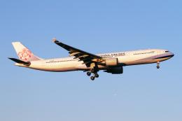航空フォト:B-18305 チャイナエアライン A330-300