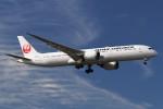 BTYUTAさんが、フランクフルト国際空港で撮影した日本航空 787-9の航空フォト(写真)