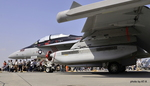 AT-Xさんが、厚木飛行場で撮影したアメリカ海軍 EA-18G Growlerの航空フォト(写真)