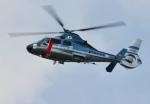 しんちゃん007さんが、那覇空港で撮影した沖縄県警察 AS365N3 Dauphin 2の航空フォト(飛行機 写真・画像)