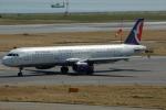 きんめいさんが、関西国際空港で撮影したマカオ航空 A321-231の航空フォト(写真)