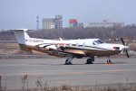 mojioさんが、千歳基地で撮影したAeroclub de Montreal Inc PC-12の航空フォト(飛行機 写真・画像)