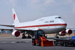 mojioさんが、千歳基地で撮影した航空自衛隊 747-47Cの航空フォト(写真)