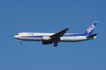 神宮寺ももさんが、成田国際空港で撮影した全日空 767-381/ERの航空フォト(飛行機 写真・画像)