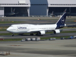 チャレンジャーさんが、羽田空港で撮影したルフトハンザドイツ航空 747-830の航空フォト(写真)