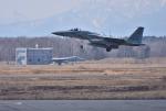 mojioさんが、千歳基地で撮影した航空自衛隊 F-15J Eagleの航空フォト(飛行機 写真・画像)
