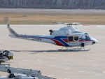 comdigimaniaさんが、函館空港で撮影した国土交通省 北海道開発局 412EPの航空フォト(写真)