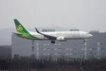 mojioさんが、新千歳空港で撮影した春秋航空日本 737-86Nの航空フォト(写真)