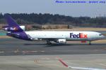 いおりさんが、成田国際空港で撮影したフェデックス・エクスプレス MD-11Fの航空フォト(写真)