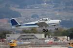 ゆう改めてさんが、熊本空港で撮影した日本個人所有 FA-200-160 Aero Subaruの航空フォト(写真)