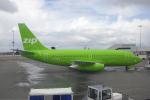 senyoさんが、バンクーバー国際空港で撮影したジップ・エア 737-217/Advの航空フォト(写真)