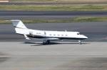 ハム太郎。さんが、羽田空港で撮影したアメリカ企業所有 G-1159A Gulfstream IIIの航空フォト(写真)