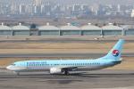 安芸あすかさんが、金浦国際空港で撮影した大韓航空 737-9B5の航空フォト(写真)