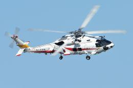 うめやしきさんが、厚木飛行場で撮影した海上自衛隊 USH-60Kの航空フォト(写真)