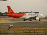 アイスコーヒーさんが、成田国際空港で撮影した深圳航空 A320-214の航空フォト(飛行機 写真・画像)