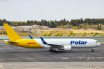 SGR RT 改さんが、成田国際空港で撮影したポーラーエアカーゴ 767-3JHF(ER)の航空フォト(写真)