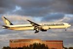 new_2106さんが、成田国際空港で撮影したシンガポール航空 777-312/ERの航空フォト(写真)